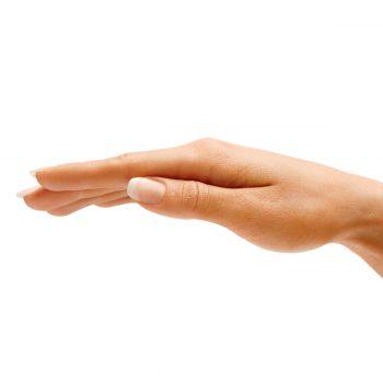 הצערת כפות הידיים ללא ניתוח