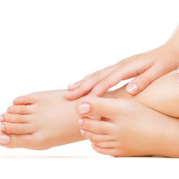 טיפול בהזעת יתר בכפות הרגליים